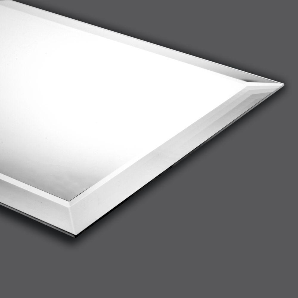 rahmenlose kristallspiegel mit facettenschliff st rke 6mm farbton silber online kaufen. Black Bedroom Furniture Sets. Home Design Ideas