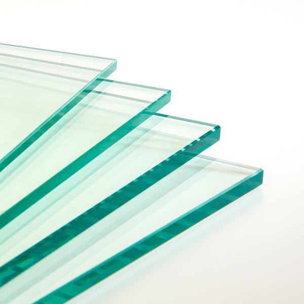 normales klares glas nach ma zuschnitt online kaufen. Black Bedroom Furniture Sets. Home Design Ideas