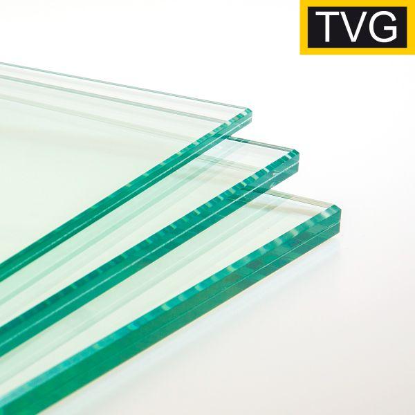 VSG aus TVG - Sicherheitsglas, klar