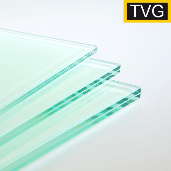 VSG aus TVG - Sicherheitsglas, matt