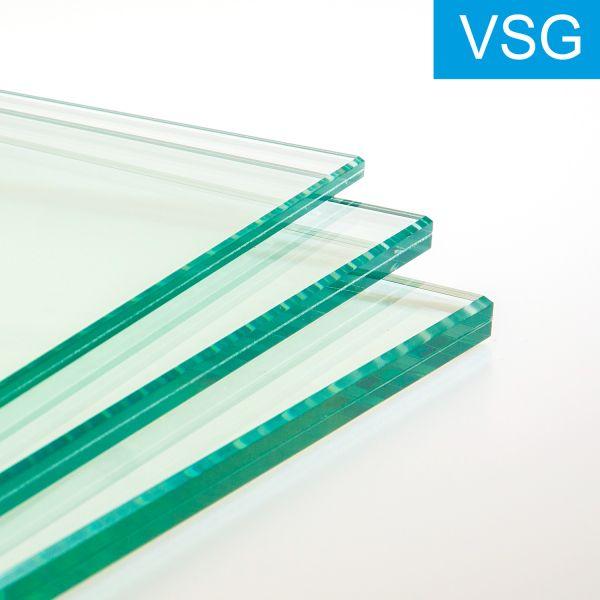 VSG - Sicherheitsglas, klar