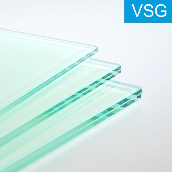 VSG - Sicherheitsglas, matt